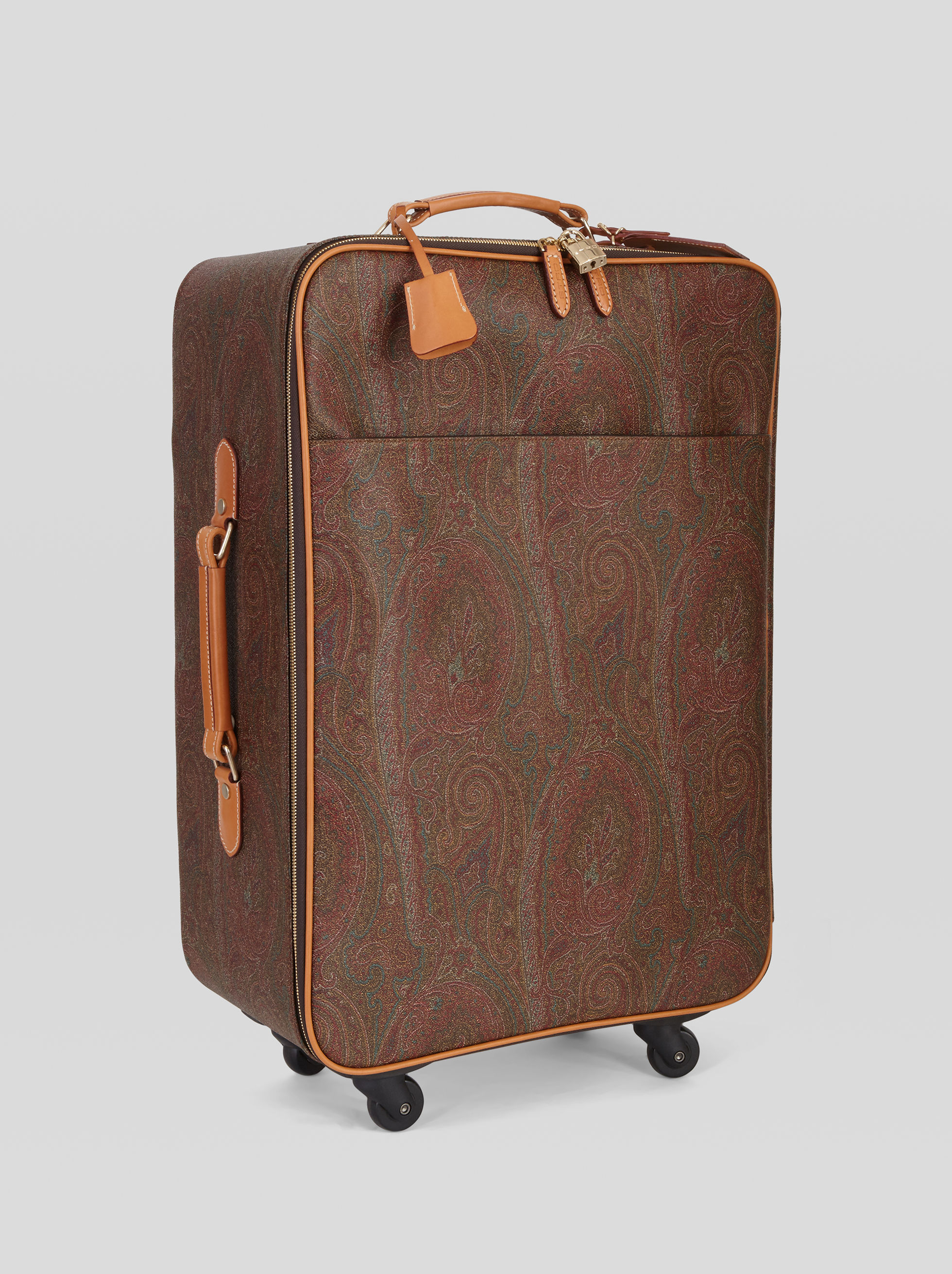 TROLLEY MIT PAISLEY-MOTIVEN