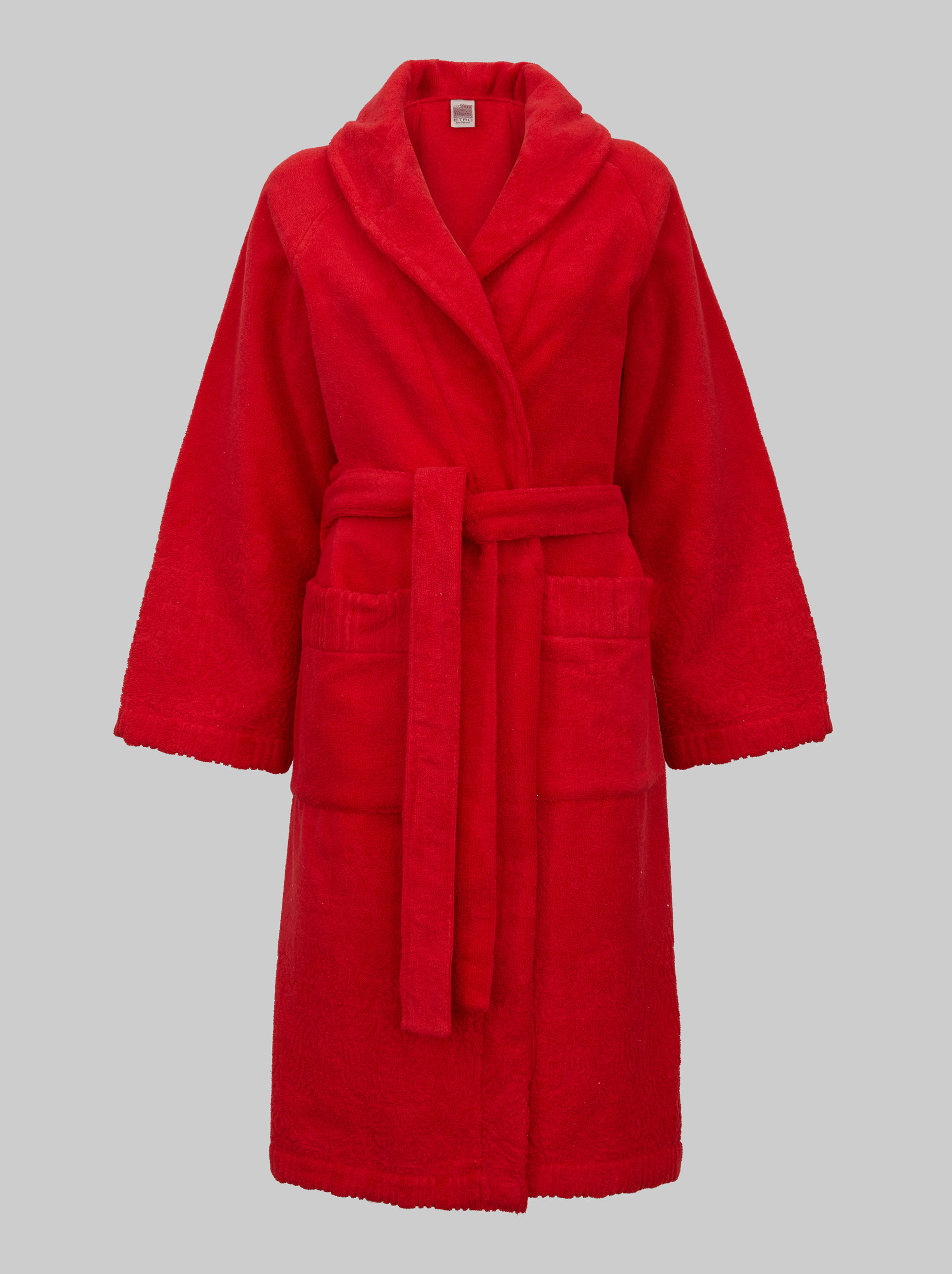 JACQUARD BATHROBE