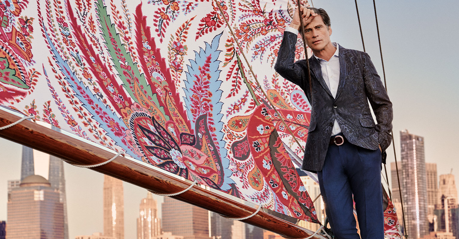 ETRO_SPRING-SUMMER 2020 ADVERTISING CAMPAIGN